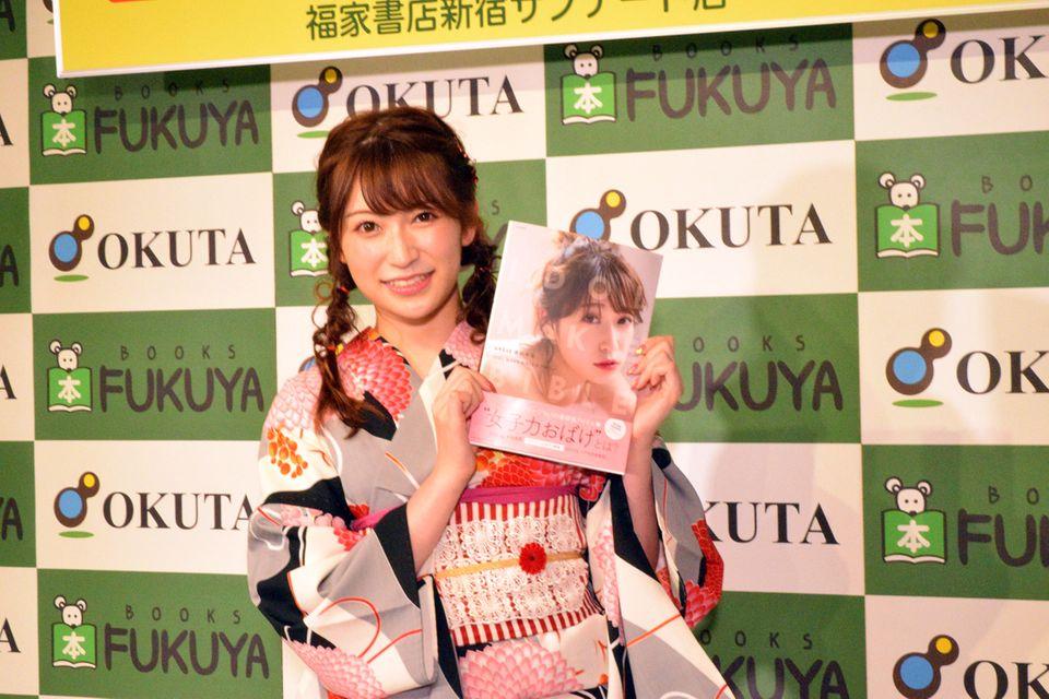 発売前&直後に重版! NMB48吉田朱里、初のフォトブックに「500点満点」
