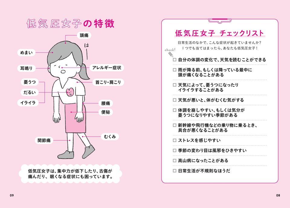 湿布が一番売れるのは秋!低気圧女子は「痛み」に注意せよ!